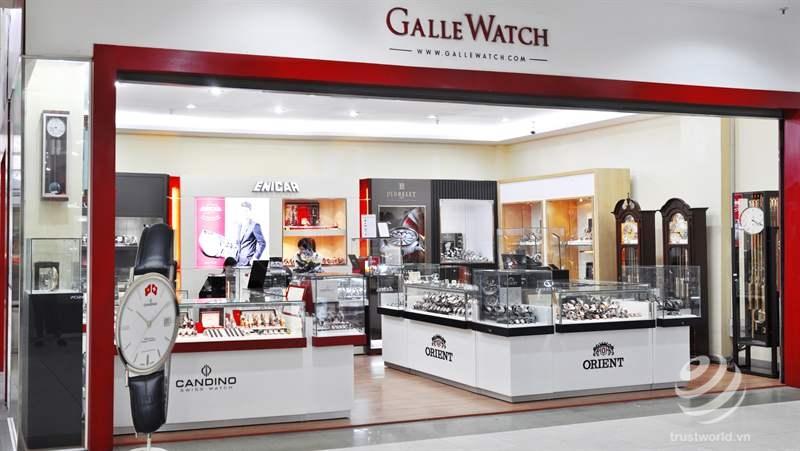 Điểm mặt những địa chỉ bán đồng hồ chính hãng tại TPHCM