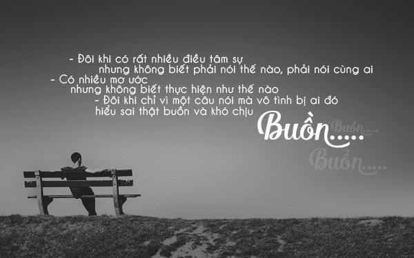 Những câu nói hay khi cô đơn