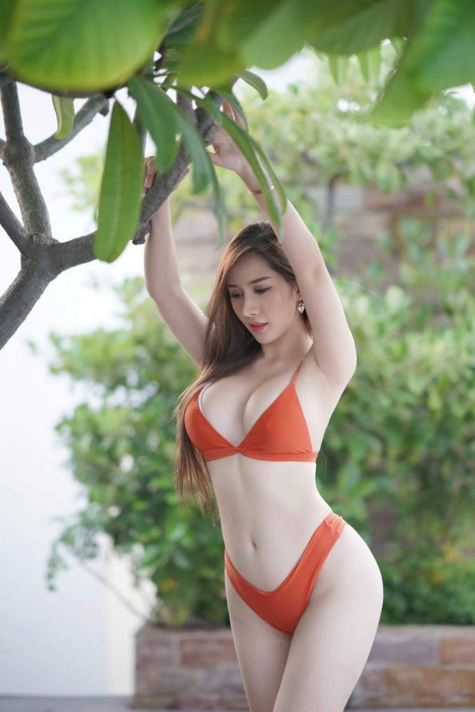 Ảnh gái xinh mặc bikini