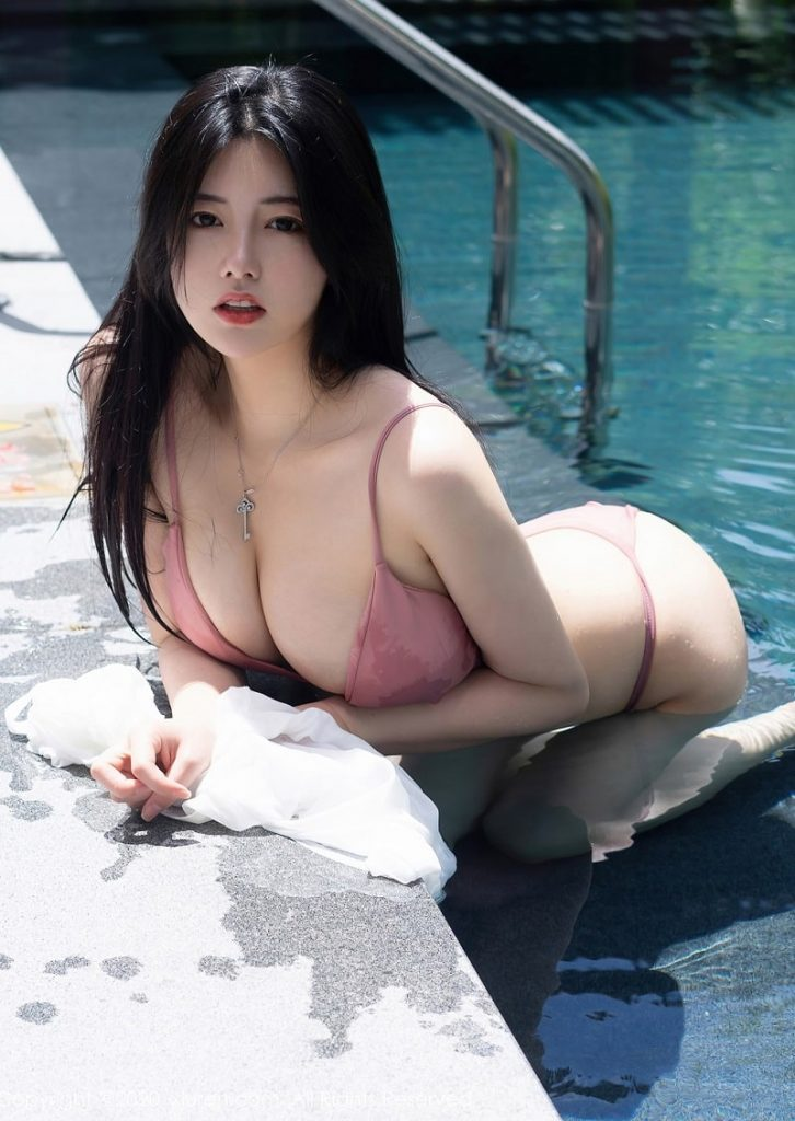 Người mẫu Selena Xiuren