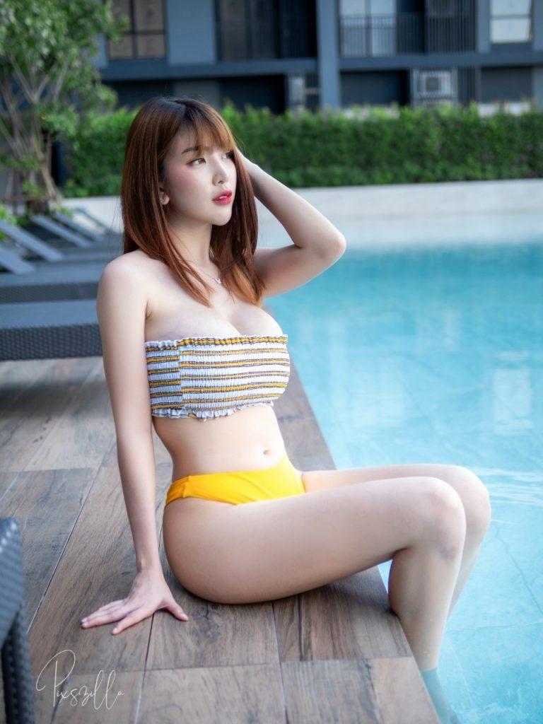 Alisa Rattanachawangkul bikini