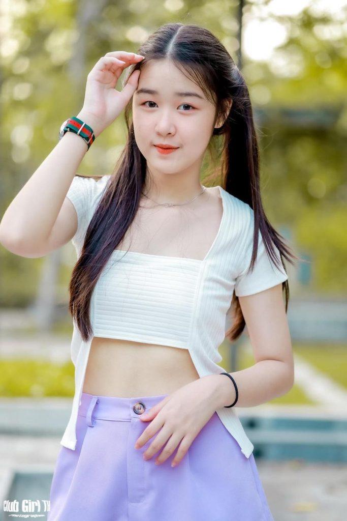 hot girl dễ thương đáng yêu