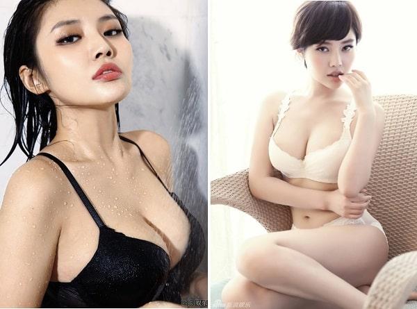 những bộ ngực trần đẹp nhất thế giới