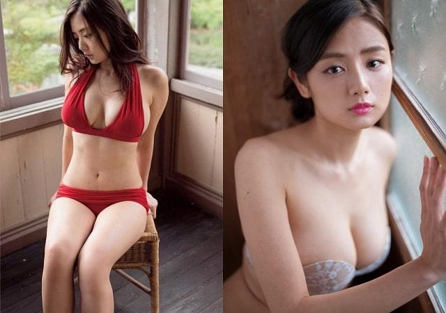 vòng 1 đẹp nhất Nhật Bản
