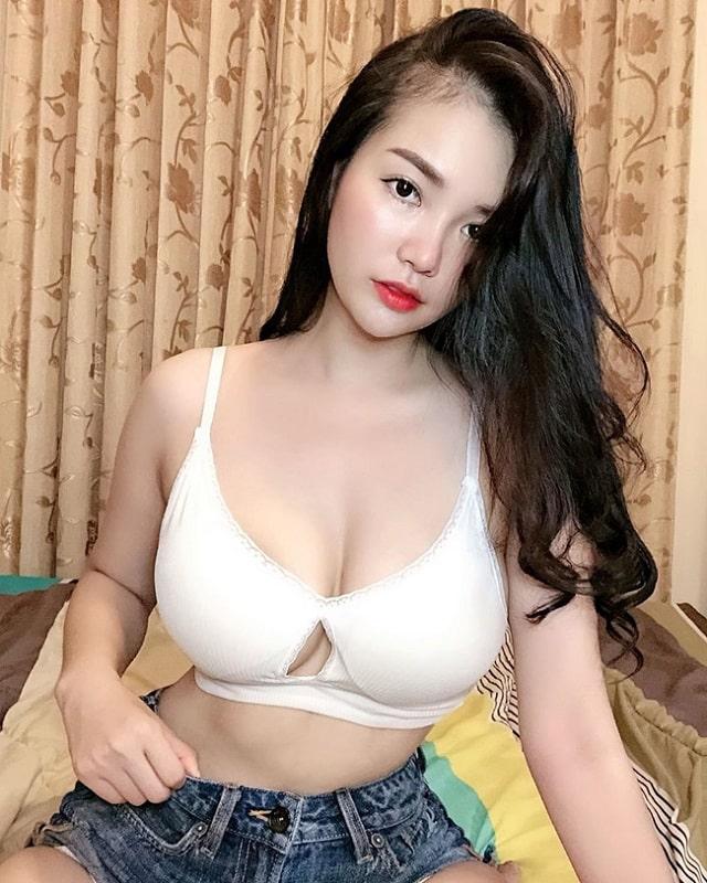 Phạm Hồng Nhung vòng 1 khủng