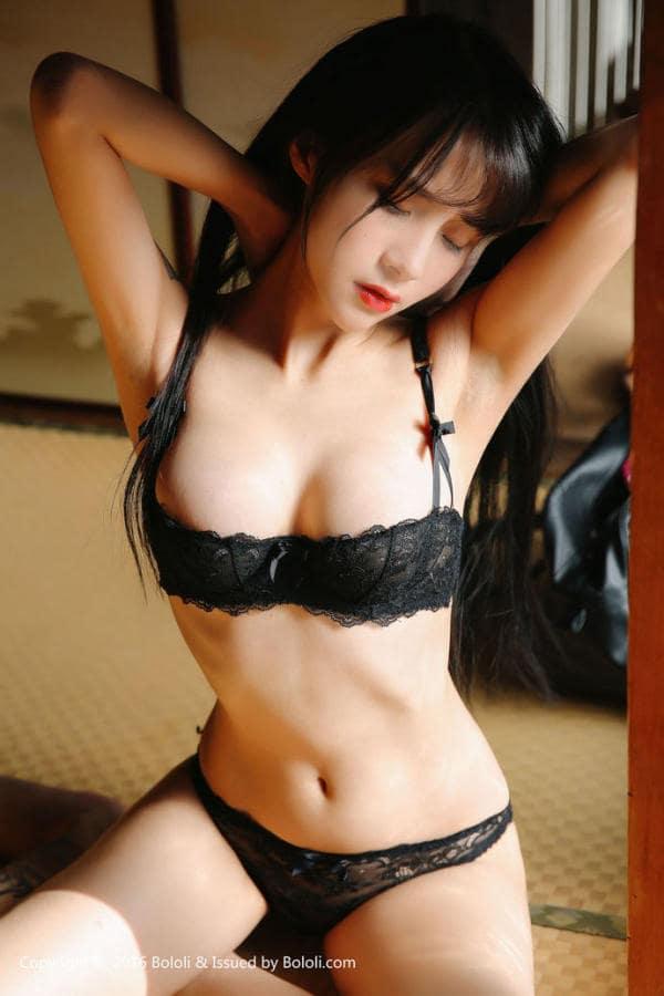 Người mẫu nội y Trung Quốc